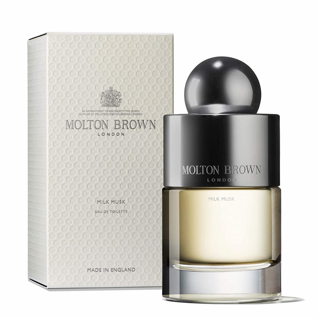 molten brown musk cologne