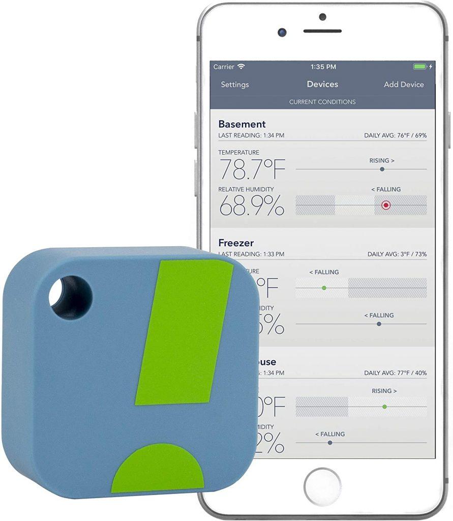 Sensor Push Wireless Hygrometer