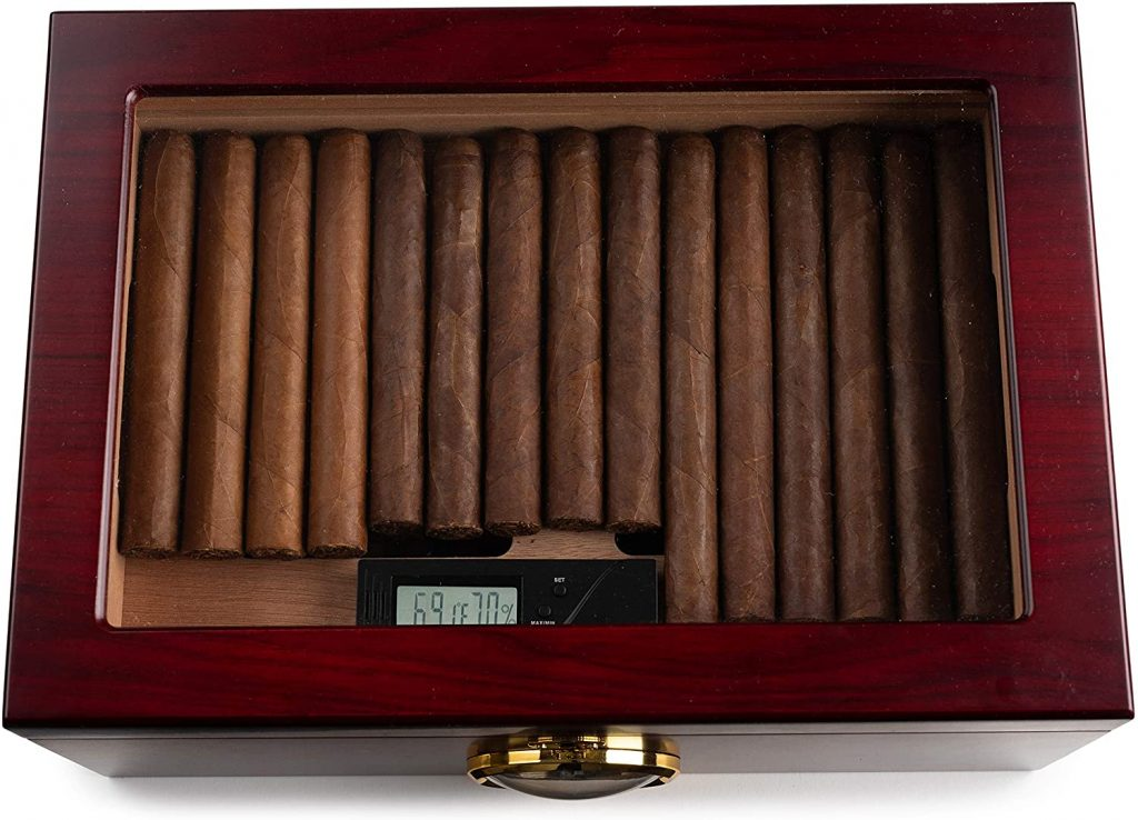 best hygrometer for humidors